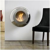 Kamin VELLUM Cocoon Fires